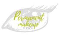 Permanent Makeup of Idaho Logo